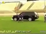 Así entrenan los porteros en Arabia Saudita