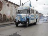 Moncho móvil regresa a Tegucigalpa