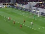Shakhtar Donetsk empató 2-2 con  Sevilla en la Europa League