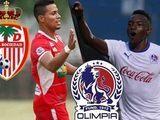Elis y Vega, las caras del gol en Honduras