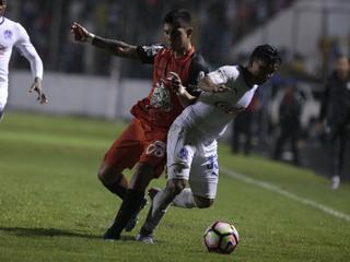 Olimpia empata 4-4 con Pachuca en el estadio Nacional y queda eliminado de Liga de Campeones