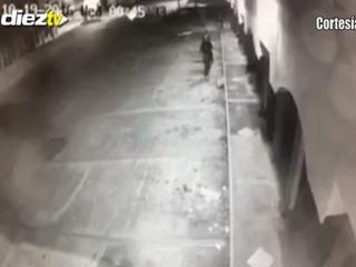 Revelan video de los pandilleros que atacaron al periodista de TVC