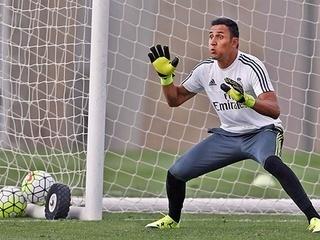 Keylor Navas demuestra con autoridad que él es el líder de la zona defensiva del Real Madrid.