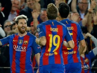 Barcelona derrotó al Valencia con un gol de penal de Messi en el último suspiro