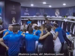 Filtran video del emocionante discurso de Cristiano Ronaldo para ganar la Undécima
