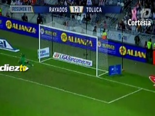 Alberth Elis jugó 25 minutos y Monterrey se complica
