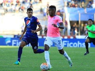 Olimpia y Motagua empatan 1-1 en el estadio Nacional