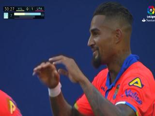 El golazo de fantasía que marcó Kevin Prince Boateng en España