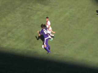 El brasileño Kaká anota golazo en la victoria del Orlando City ante el DC United