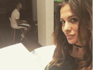 Jessica, la mujer de Ciro Immobile que fue cambiada por el Play Station