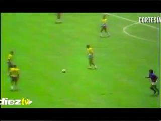 El golazo de Carlos Alberto en la final del Mundial de 1970