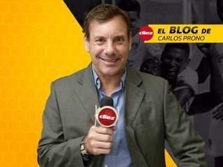 Carlos Prono arremete contra el Olimpia y Motagua: