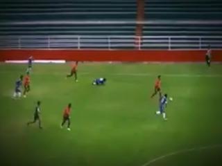 Jugador de Irapuato anota un golazo a lo Maradona o Messi
