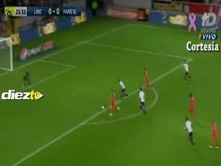 El PSG gana al Lille con gol de Cavani pero sigue sin convencer