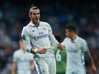 Gareth Bale imita el golazo de Nacho