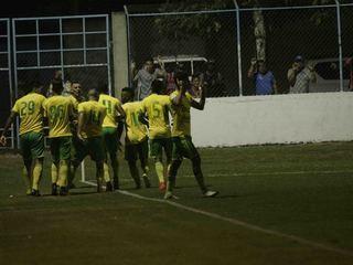 Vergara marca el 2-2 para el Motagua frente al Social Sol