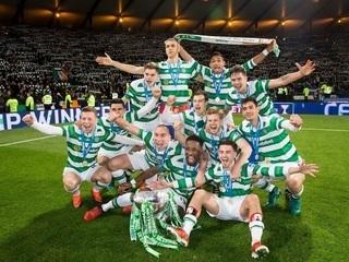 Emilio Izaguirre conquista con Celtic su segunda Copa de Liga Escocesa