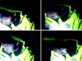 El dramático video de rescate de un sobreviviente del accidente del Chapecoense.