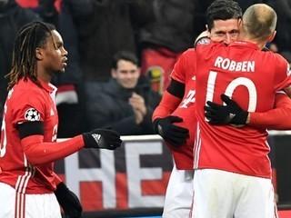Bayern Múnich venció con golazo de Robert Lewandowski al Atlético Madrid