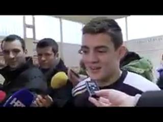 Mateo Kovacic habla cinco idiomas