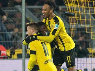 El Dortmund le robó el liderato al Real Madrid en la Champions League