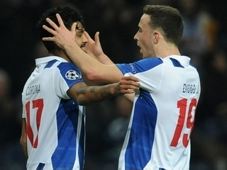 El Porto con goleada al Leicester clasifica a octavos de Champions League