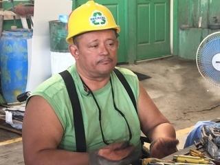 El hondureño que comparte su historia de vida con portero del Chapecoense