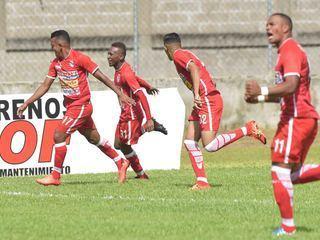 Real Sociedad vence 2-0 al Olimpia en Tocoa