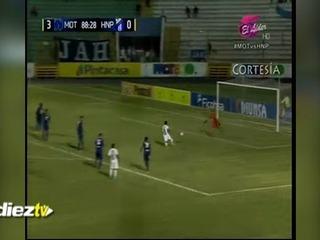 Frelys López descuenta para Honduras Progreso  frente al Motagua (3-1)