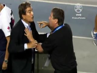Así narró la televisión panameña el zafarrancho final entre Pinto y Bolillo