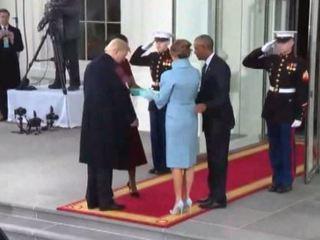 El detalle de la primera dama que incomodó a Michelle Obama