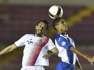 Con espectacular gol de Erick Andino, Honduras está derrotando a Costa Rica