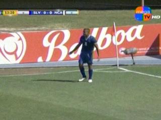 El Salvador derrotó 1 - 0 a Nicaragua en la Copa Centroamericana