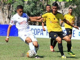 A la siguiente ronda: El León rugió y goleó 5-0 a San Rafael por la Copa Presidente