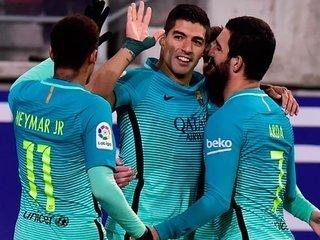FIN DEL PARTIDO: El Barcelona golea 4-0 al Eibar y le mete más presión al Real Madrid.