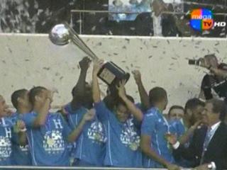 Honduras arrasa con los premios en la Copa Centroamericana