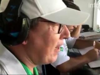 El emotivo relato de Rafael Henzel en el primer partido del Chapecoense tras la tragedia