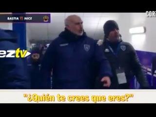 El entrenador del Bastia a Balotelli: