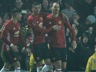 El golazo que aplaudió Mourinho en la victoria de su equipo 1-2 ante el Blackburn