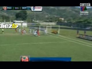 ¡GOOOL DE REAL SOCIEDAD! Al minuto 53 Jonathan Paz anota tras serie de rebotes Real Sociedad 2-0 Motagua.