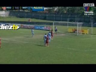 ¡GOOOLAZO DE REAL SOCIEDAD! Al 59 Osman Melgares remata con disparo al ángulo. Real Sociedad 3-0 Motagua.