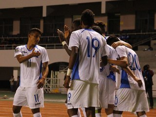 Honduras clasifica a la segunda ronda del sub-20 tras vencer 4-1 a Antigua.