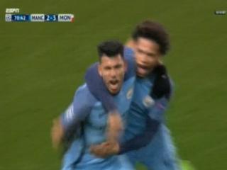 ¡GOOOLAZO DEL KUN! Manchester City empata al minuto 70 con remate de volea