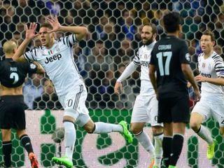 Los goles de la victoria de la Juventus ante al Porto por la UEFA Champions League