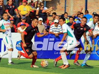 Juticalpa derrota 2-1 al Gremio y acaba con su sueño en la Copa Presidente (resumen)