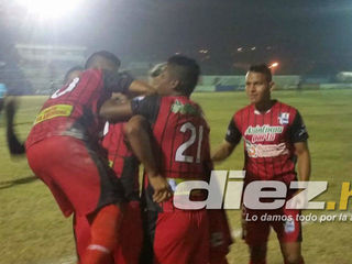 Deportes Savio da la sorpresa y elimina a Honduras Pogreso de la Copa Presidente en tanda de penales