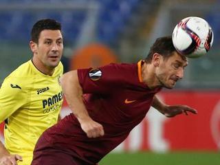 El solitario gol del Villareal ante la Roma en la Europa League