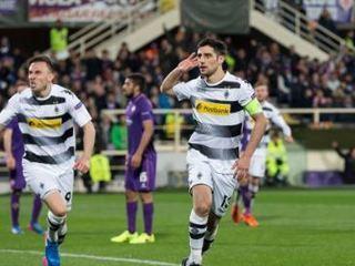 La remontada de Mönchengladbach a la Fiorentina en la Europa League (goles)