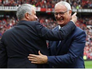 El gesto de Mourinho hacia Claudio Ranieri tras ser despedido del Leicester City
