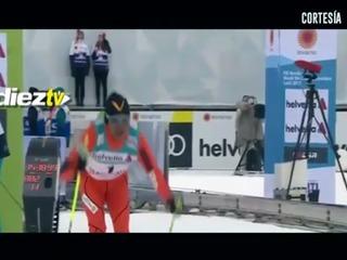 ¿La peor actuación de la historia en un mundial de esquí?